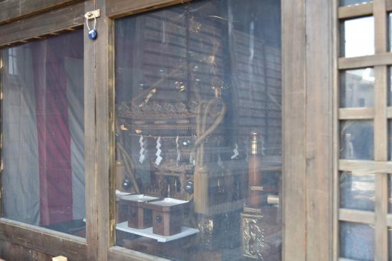 上目黒天祖神社⑦
