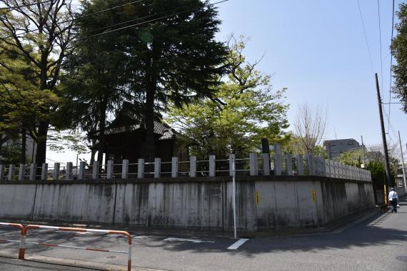押部八幡神社②