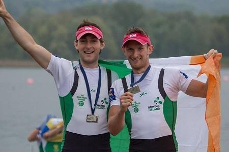 リオ五輪銀メダル、オドノバン兄弟 rowing irelandより