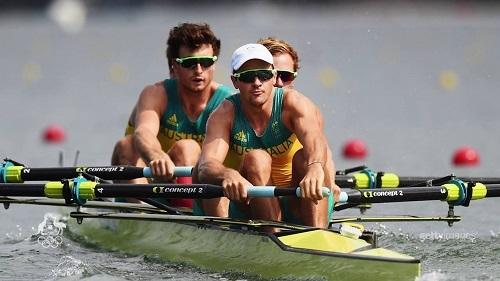 オーストラリア、リオ五輪代表M4- getty imagesより