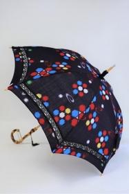 日傘ウールの羽織