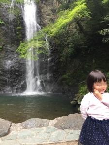 箕面の滝 20180430 003