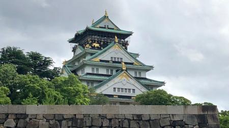 大阪旅行&USJ_2018⑧