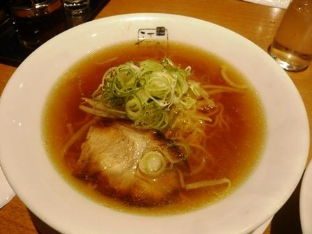 江南:ラーメンセット;柳麺1