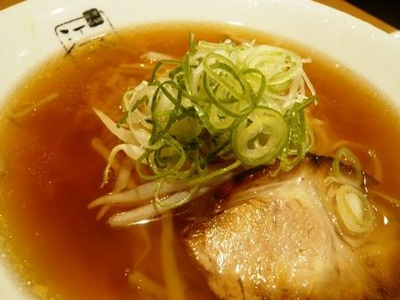 江南:ラーメンセット;柳麺3