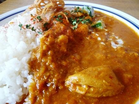 ベーリングプラント:チキンとサツマイモのカレーAセット2