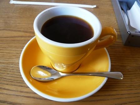 ベーリングプラント:ホットコーヒー(コロンビア)