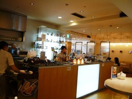 UCC CAFÉ MERCADO:店内2