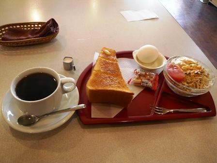 みやこ:コーヒー・モーニング1