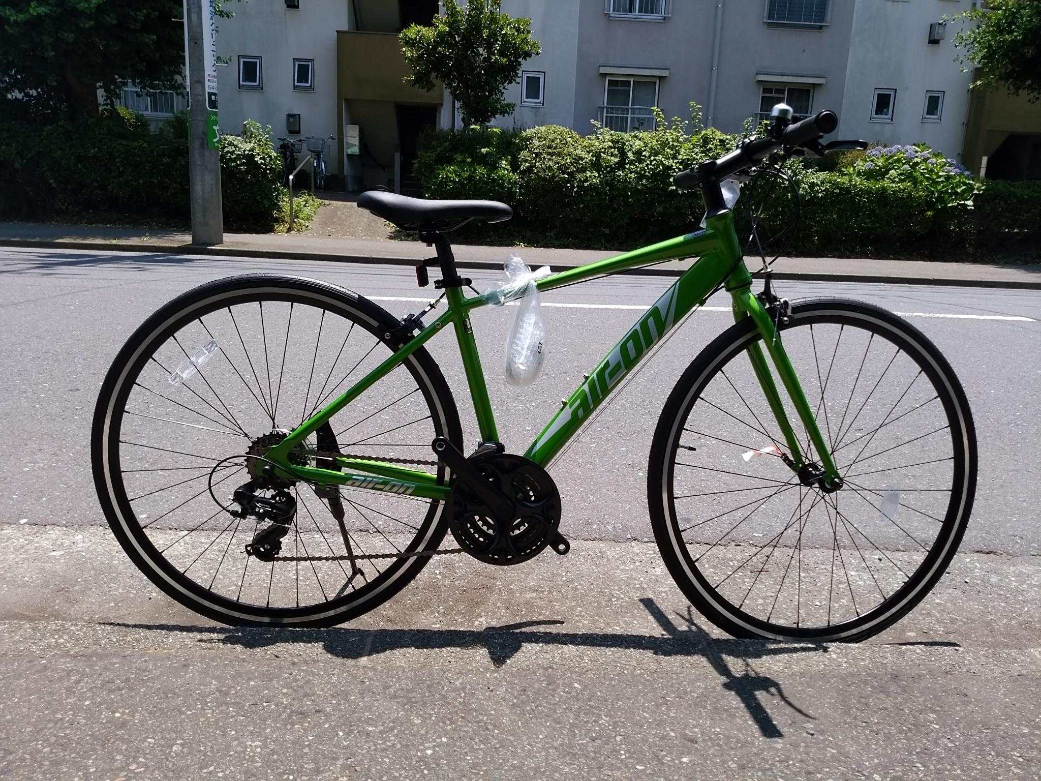 エアオン 緑