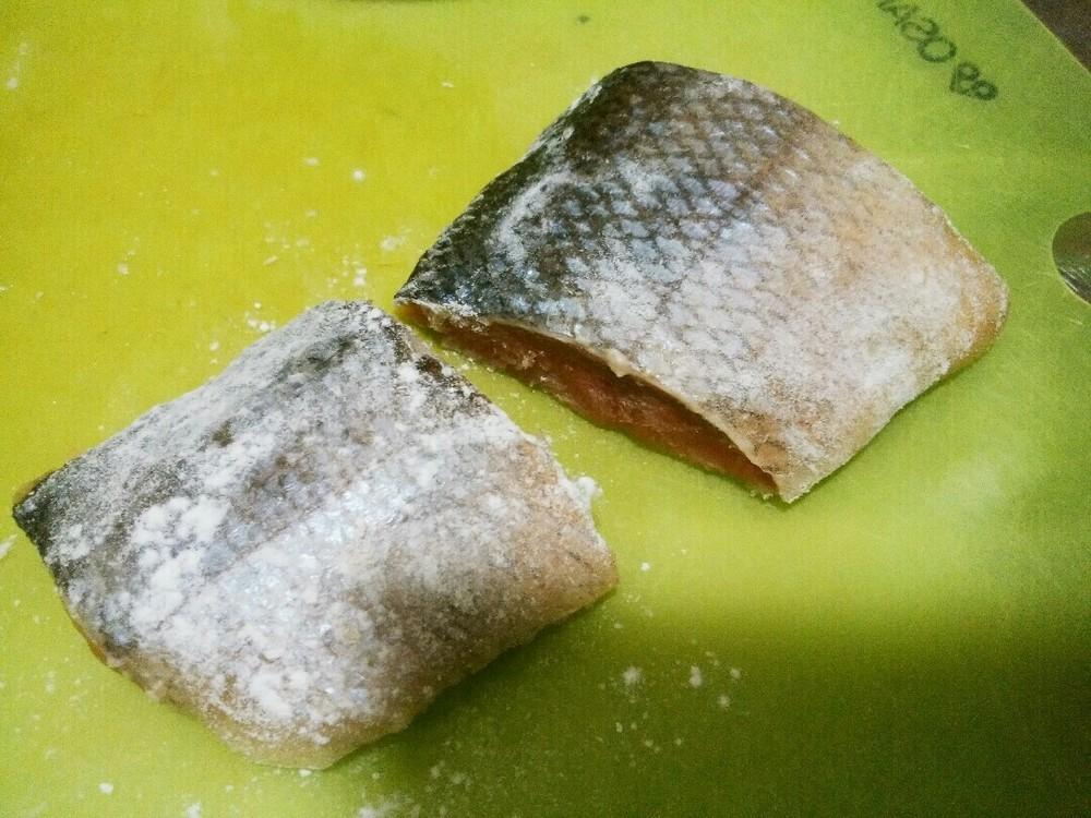 鮭のムニエルの作り方4