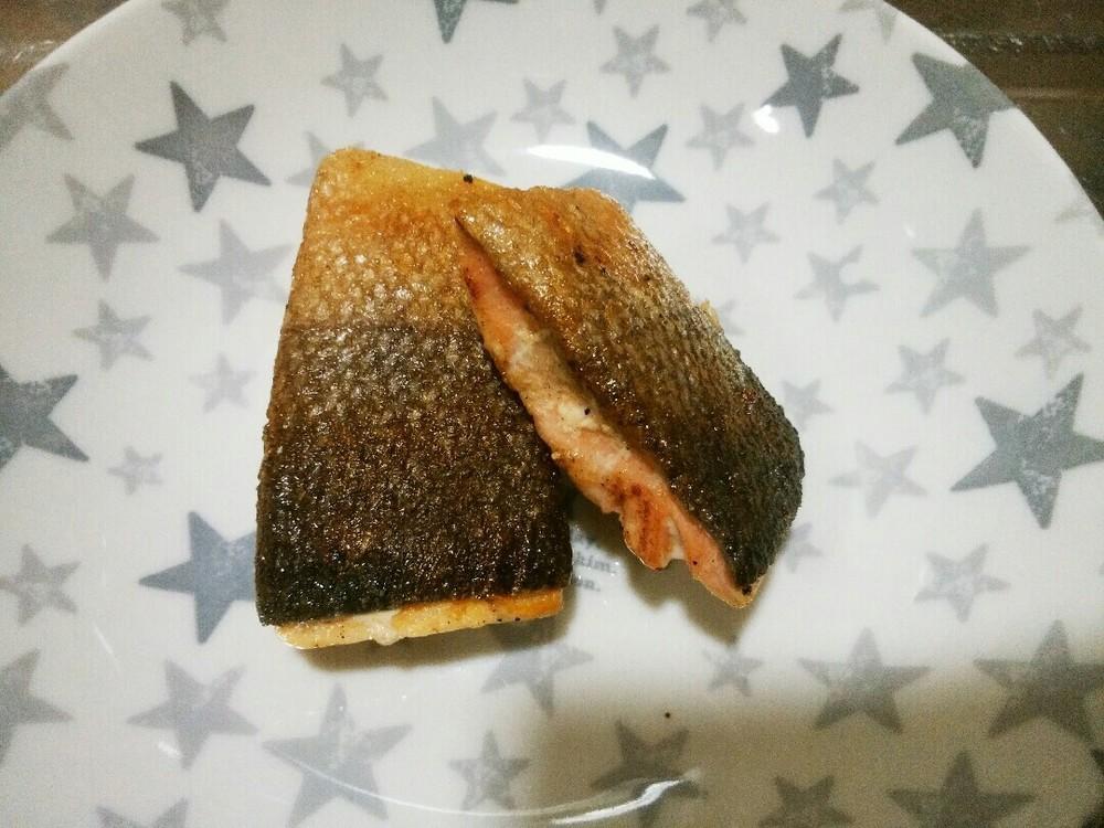 鮭のムニエルの作り方8