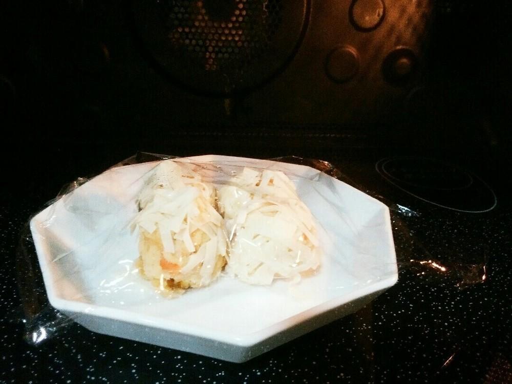 おさかなシュウマイの作り方7