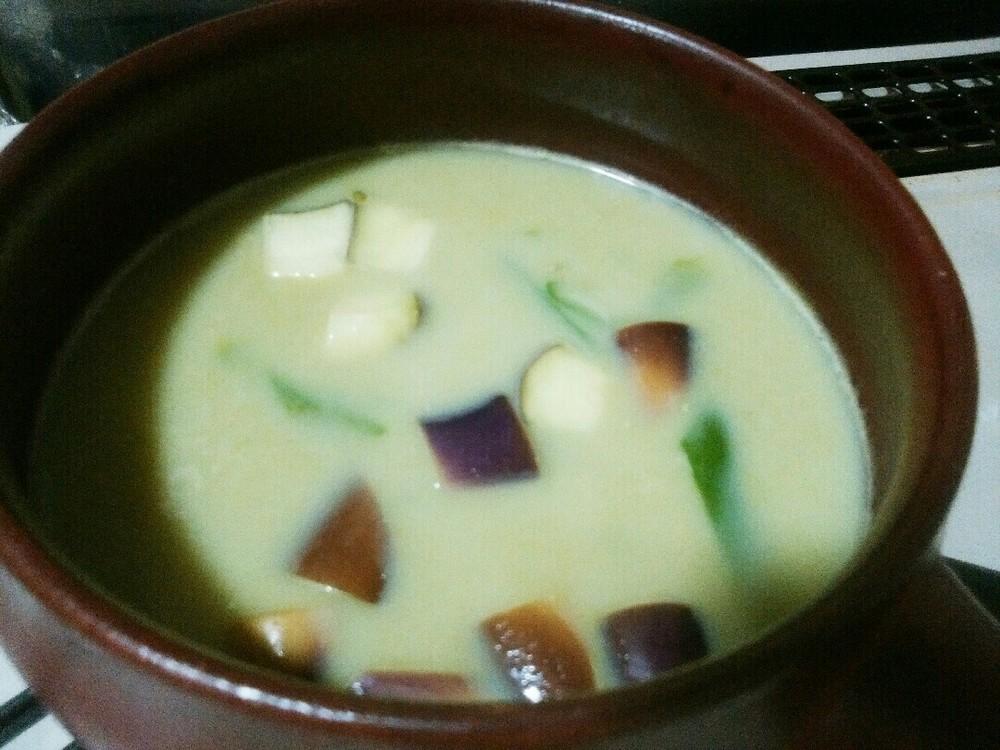 グリーン野菜カレーの作り方7