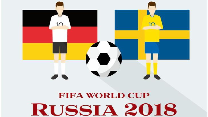 ドイツ対スウェーデン