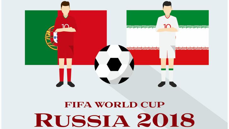 ポルトガル対イラン