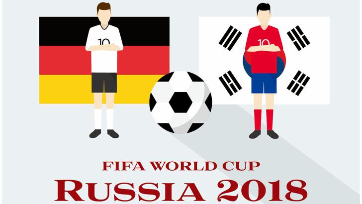 ドイツ対韓国