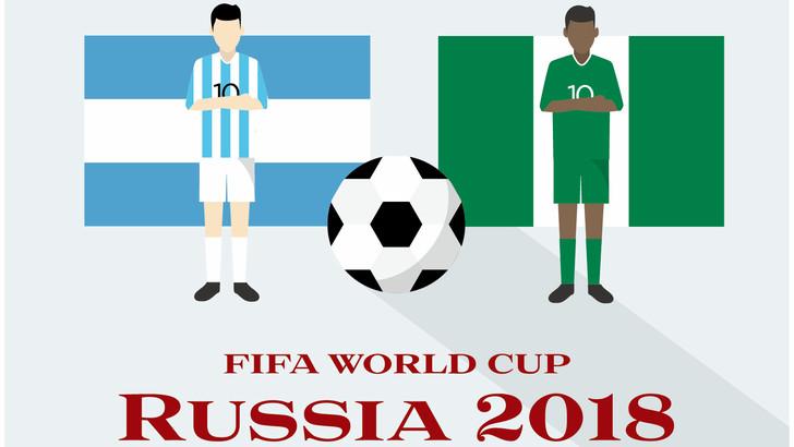 アルゼンチン対ナイジェリア