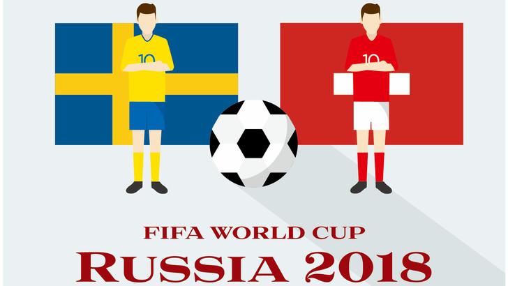 スウェーデン対スイス