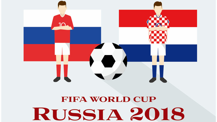 ロシア対クロアチア
