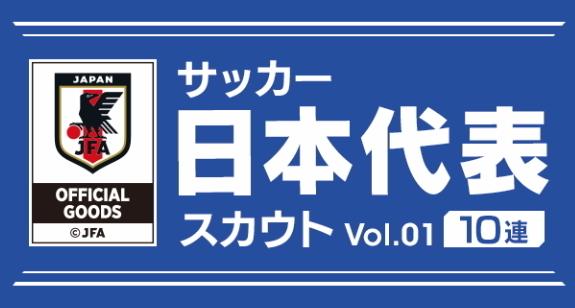 日本代表スカウト1