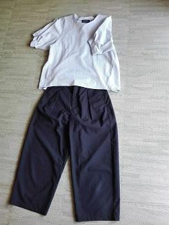 夏 私服の制服化1