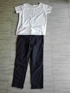 夏 私服の制服化3