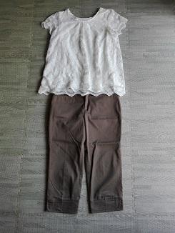 夏 私服の制服化6