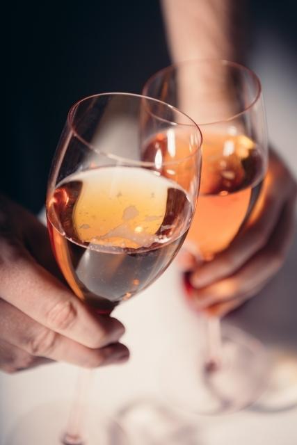 ワインの用語集_ロゼワイン