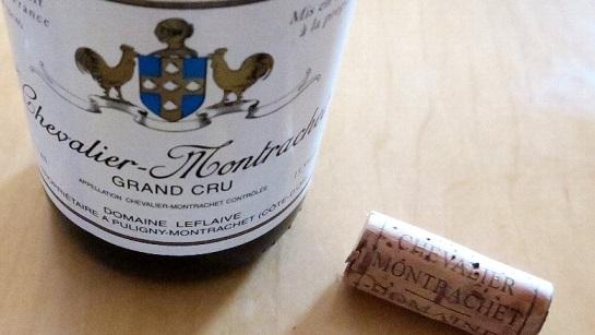 ワインと本と音楽と_第9回_ルフレーヴ・シュヴァリエ・モンラッシェ