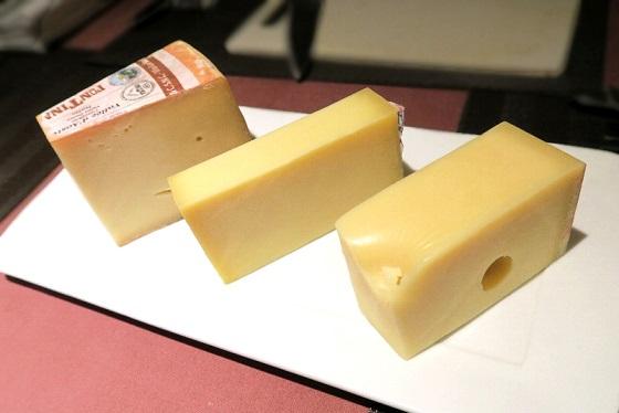 チーズの用語集_レンネット凝固