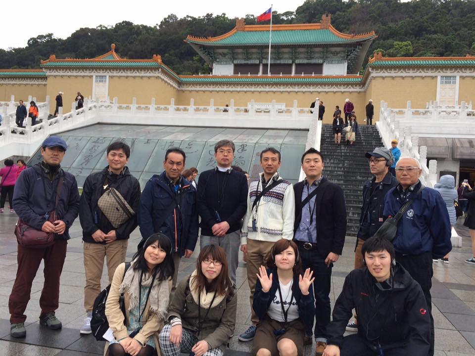 35周年台湾旅行