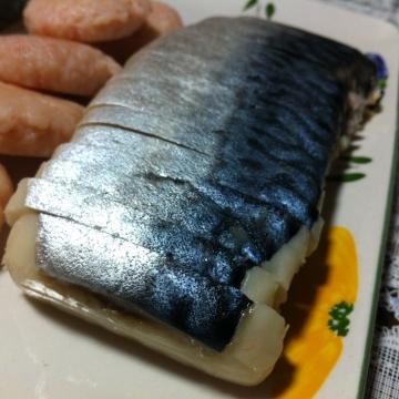 鯖かまぼこ