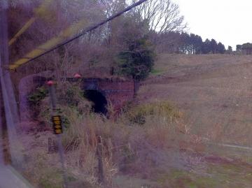 思い出の廃隧道