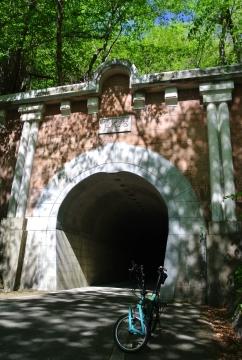 笹子隧道大月市側