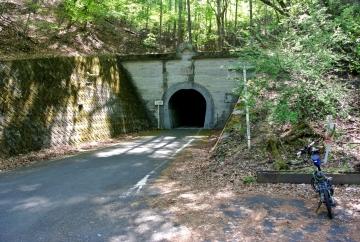 笹子隧道甲州市側
