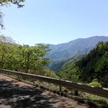 旧道の素晴らしき景観