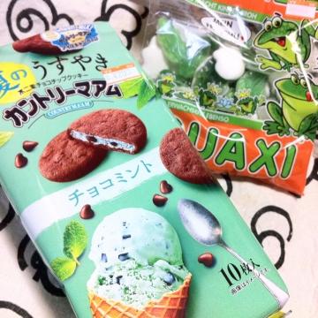 梅雨のお菓子