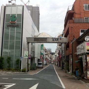 やっぱり商店街板橋宿