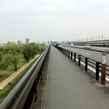 日本橋から四里で戸田橋