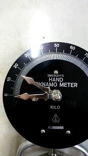 握力測定2