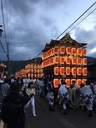 2018宵宮祭