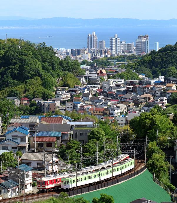 神戸電鉄 復活色