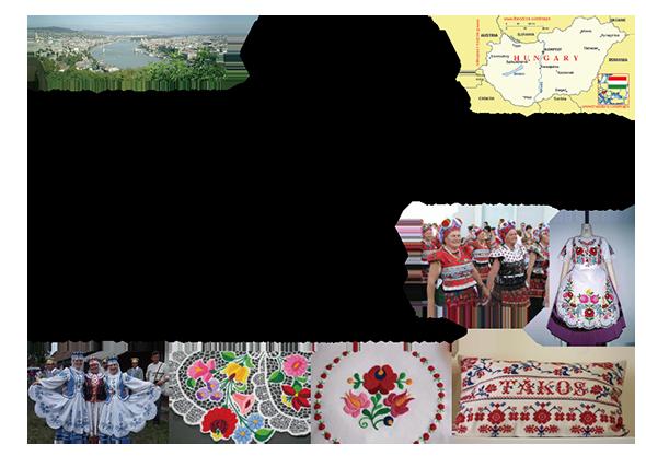 世界の刺繍ハンガリー①