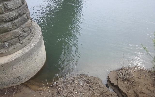 米白橋 水色
