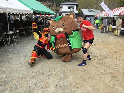 20180414第9回昇仙峡のほうとう祭り (5)