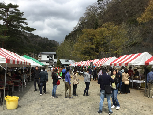 20180414第9回昇仙峡のほうとう祭り (6)