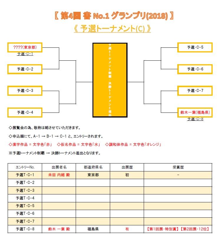 グランプリ予選トーナメントC-2018-0502