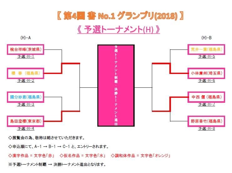 グランプリ予選トーナメント表・H-4-2018-06-04-20-26