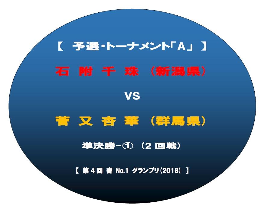 予選-準決勝-A-1-対戦名ボード-2018-06-07-16-45